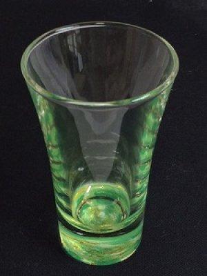 画像1: 『蒔絵グラス』雲竜・緑
