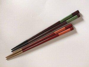 画像3: 『乾漆箸』緑