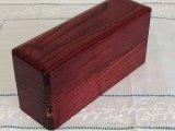 弁当箱『KAKU』欅拭き漆 朱 樺貼り