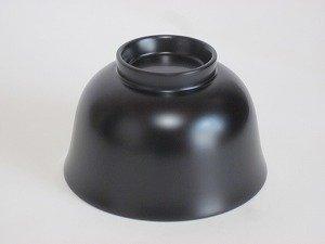 画像2: 漆工房 攝津『ちどり椀』(黒)